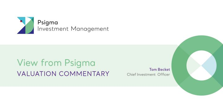 View From Psigma - Valuation Commentary Q1 2020